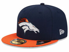 Official 2015 NFL Draft Denver Broncos Hat New Era 59FIFTY On Stage Fitted hat