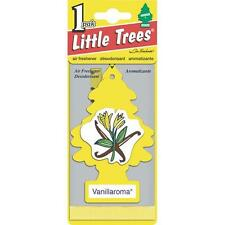 Little Trees Vanillaroma Tree Air Freshener Home/Car Scent 6-12-24-48-96-144pc