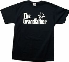 THE GRANDFATHER TSHIRT Funny Grandpa TEE Awesome Father Day T shirt Tees NEW
