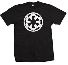 Star Wars T-shirt Galactic Empire Shirt Empire Strikes Back DVD Jedi Vader AT-AT