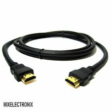 HDMI v1.4 High Speed Premium Cable HD 1080P 3D Video Lead For HDTV SKY HD PS3