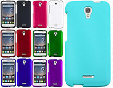 For Alcatel OneTouch Pop Astro Rubberized HARD Protector Case Phone Cover