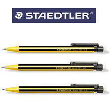 Staedtler Noris 763 Mechanical Pencils 0.5mm Large Eraser Relaxed & Easy Writing