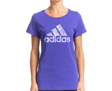 WOMENS ADIDAS CLIMALITE TRAINING CASUAL WEAR T-SHIRT ASSORTED COLOURS & SIZES!