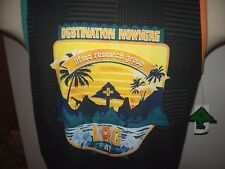 NEW LRG Lifted Research Group sleeveless tank top shirt Destination Nowhere