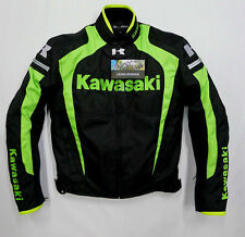 Wholesale Kawasaki Motorcycle clothing Race suit Racing Jacket removable