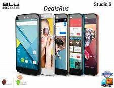 BLU Studio G 5.0 5MP HD 4G Dual Sim Android Lollipop Unlocked Dash GSM D790U / L