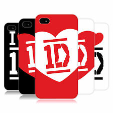 OFFICIAL ONE DIRECTION I LOVE ONE DIRECTION HARD BACK CASE FOR APPLE iPHONE 4