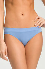 Wacoal Swimwear B Smooth Provence Bikini Briefs Blue 16  18 XL BNWT
