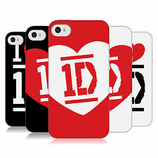 OFFICIAL ONE DIRECTION 1D  I LOVE ONE DIRECTION SOFT GEL CASE FOR APPLE iPHONE 4