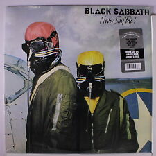 BLACK SABBATH: Never Say Die! LP Sealed (reissue) Rock & Pop