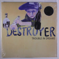 DESTROYER: Trouble In Dreams LP Sealed (180 gram reissue, w/ download) Rock & P