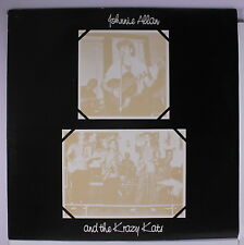 JOHNNIE ALLAN & THE KRAZY KATS: Same LP (UK, some unreleased) Oldies
