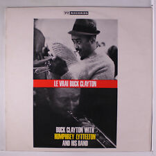 BUCK CLAYTON: Le Vrai Buck Clayton LP (UK) Jazz