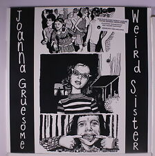JOANNA GRUESOME: Weird Sister LP Sealed (w/ download code) Rock & Pop
