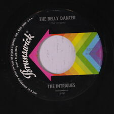 INTRIGUES: The Belly Dancer / Checkmate 45 (guitar instros) Oldies
