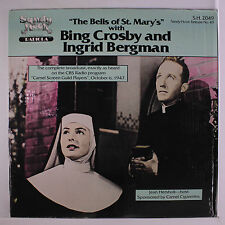 ORIGINAL RADIO BROADCAST: The Bells Of St. Mary's LP (shrink) Spoken Word