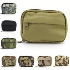 Mini Military Waist Pack EDC Coin Purses Wallet Utility Outdoor Sports Pouch Bag