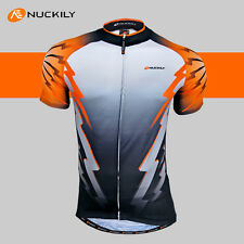 Men's Cycling Jersey Bicycle Wear Top Breathable T-shirt Outdoor Biking Clothing