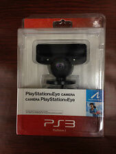Genuine Sony PlayStation 3 PS3 Eye Camera Official USB Motion Sensor Move
