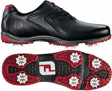 Footjoy FJ HydroLite Hydro Lite 50048 Mens Golf Shoes Black Red - YOU CHOOSE