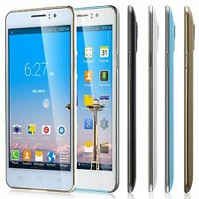 """5"""" Unlocked Android Cell Phone Smartphone 3G/GSM WIFI AT&T T-mobile GPS Dual Sim"""