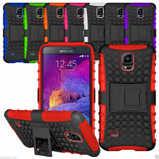 Heavy Duty Shock Proof Stand Case Cover Military Builders Tough Hard for HTC LG