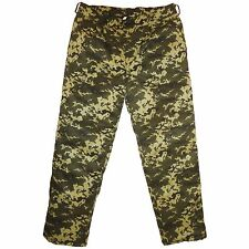 Winter Military Army Green Digital Camo Trousers Pants Russian Ukrainian Uniform