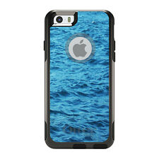 OtterBox Commuter for iPhone 5S SE 6 6S 7 Plus Blue Water Ocean Waves