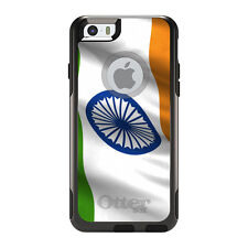 OtterBox Commuter for iPhone 5S SE 6 6S 7 Plus India Waving Flag Indian