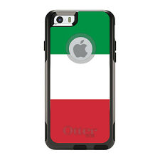 OtterBox Commuter for iPhone 5 5S SE 6 6S Plus Italy Flag
