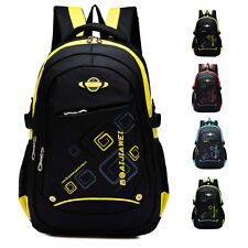 Men Women Boy Girl Backpack Bookbag Rucksack Laptop Bag Travel Bag School Bag