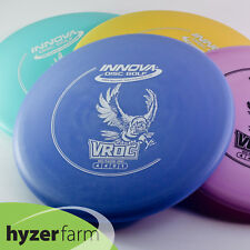 Innova DX VROC *pick your weight & color* Hyzer Farm disc golf V Roc mid range