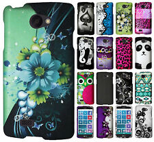 For LG Lancet Rubberized HARD Protector Case Snap On Phone Cover Accessory