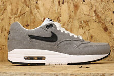 Nike Air Max 1 Picnic Pack Limited Edition Grey Black Trainers QS Ship Worldwide