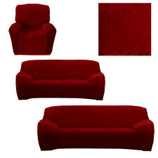 Super Fit Sofa Couch Covers 1 Seater Recliner,2 Seater Loveseat,3 Seater Lounge