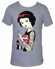 Punk Disney Rockabilly Snow White T Shirt tattoo gothic emo pinup scene