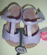 Baby Girl Lilac Sandals with Bow detail
