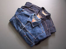 Levis 70501 Denim Jackets XS Small Medium Large Extra XL XXL Roomy Fit Vintage