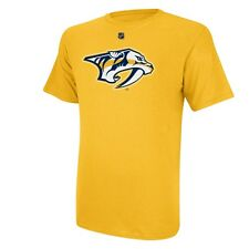 Pekka Rinne Nashville Predators Reebok NHL Player Men's Yellow T-Shirt