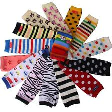 New Lovely Kids Toddler Soft Leggings Leg Warmers Socks Age 0-6Y 9-colors Choice