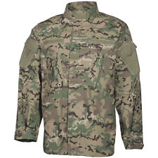 MFH ACU Combat Army Uniform Shirt Tactical Mens Hunting Jacket Operation Camo