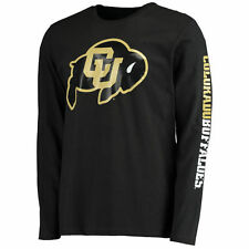 Colorado Buffaloes Eastwood Long Sleeve T-Shirt - Black - NCAA