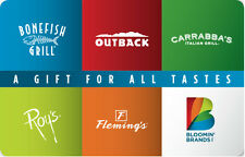 $10 / $25 / $50 Outback Steakhouse Gift Card - Mail Delivery
