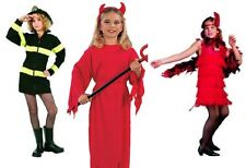 Fire Heroine Preteen girls costume By Rg 91491 Brand New Clearance Sale