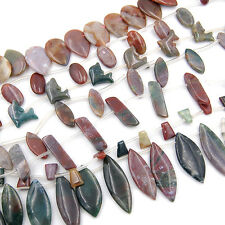 Natural Colorful Indian Agate Beads Pick