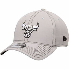 Chicago Bulls New Era Shader Classic 39THIRTY Flex Hat - Gray - NBA