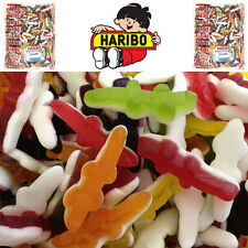Haribo Crocodiles - Sweets For Gifts Weddings Parties - Different Bag Sizes