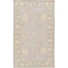 Hand-Woven Kenly Southwestern Style Wool Rug (2' x 3')
