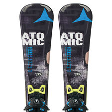 Atomic 14 -15 Nomad Blackeye Ti ARC Skis w/XTO 12 Bindings NEW !!  181cm